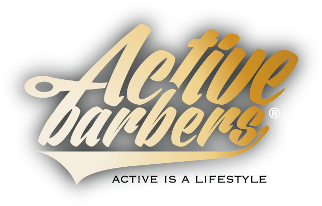 Active Barbers Logo